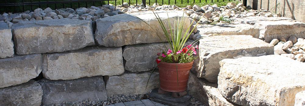 Alltask Stone & Block Retaining Walls